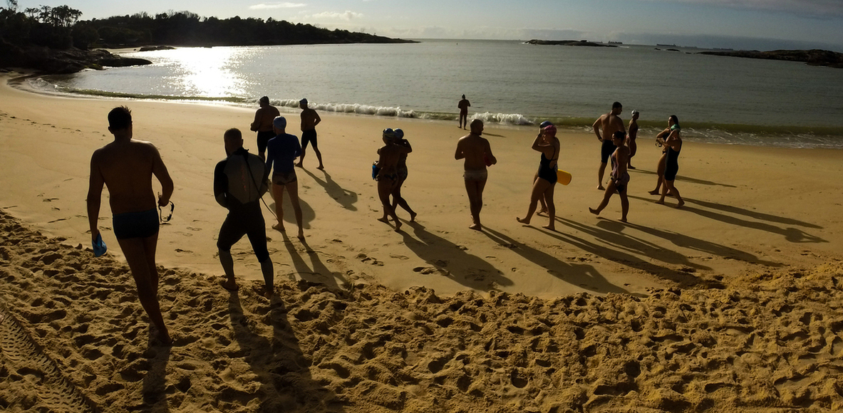Nadadores do Mar