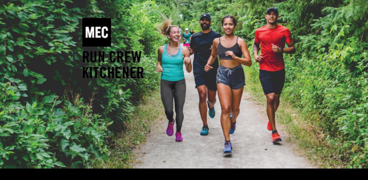 MEC Kitchener Run Crew