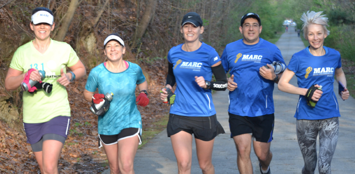 MARC (Metro Area Running Club) Atlanta