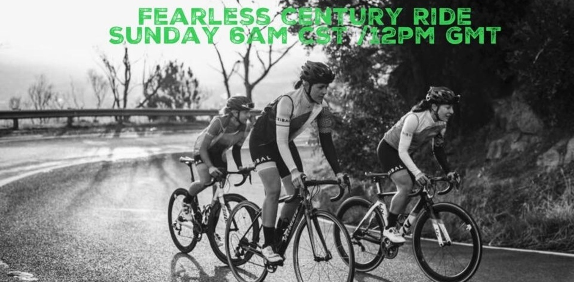 Fearless Century Ride