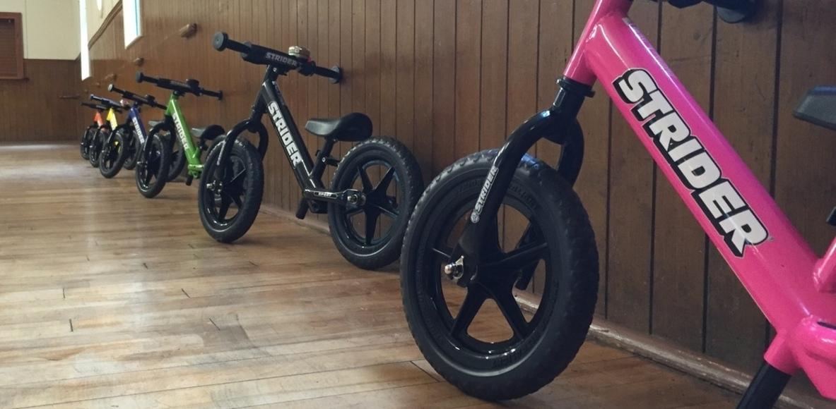 Balance Bikers Strava Club