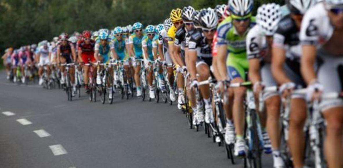 Ciclistas de Varginha