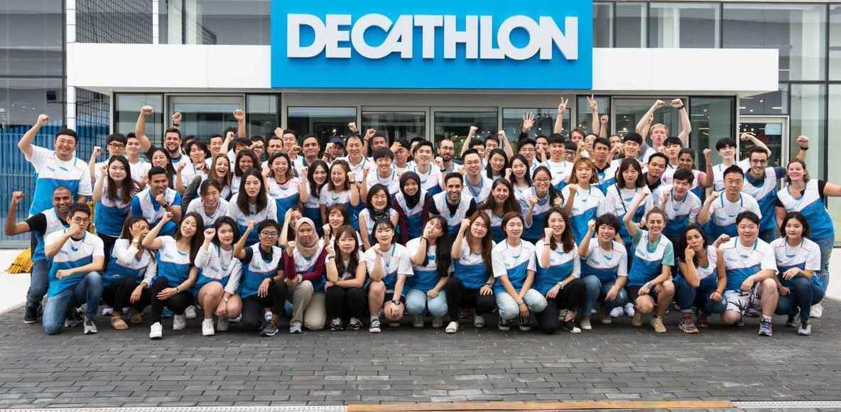 Team Decathlon South-Korea
