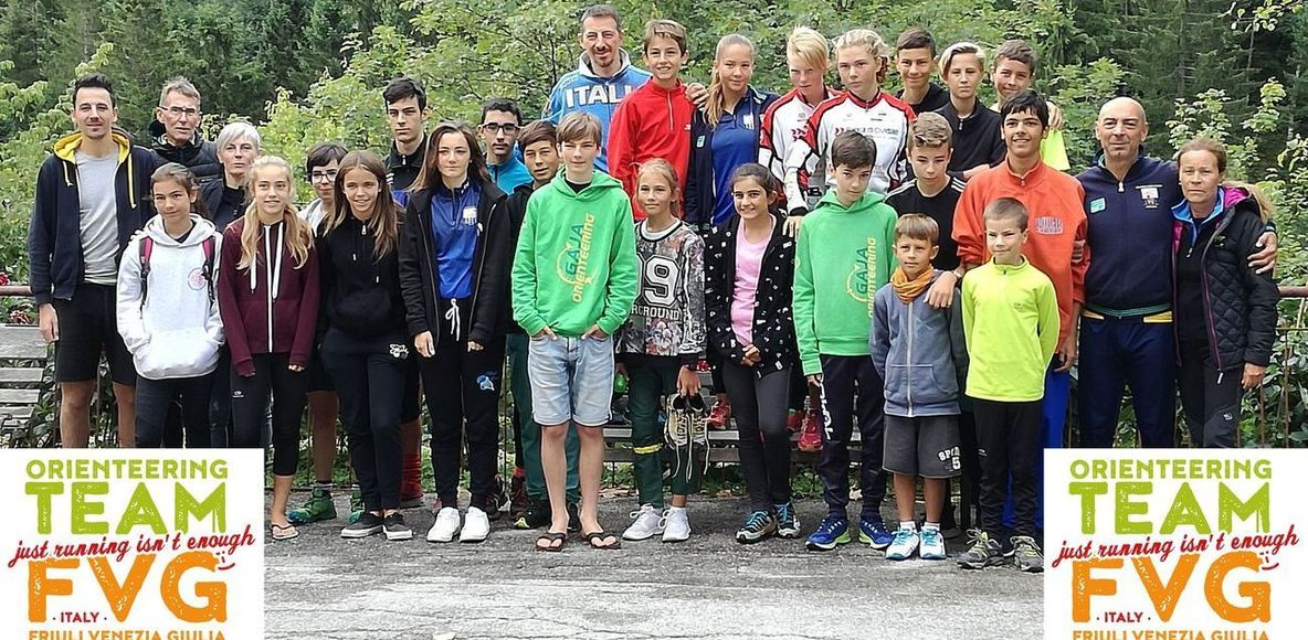 FVG JUNIOR ORIENTEERING TEAM