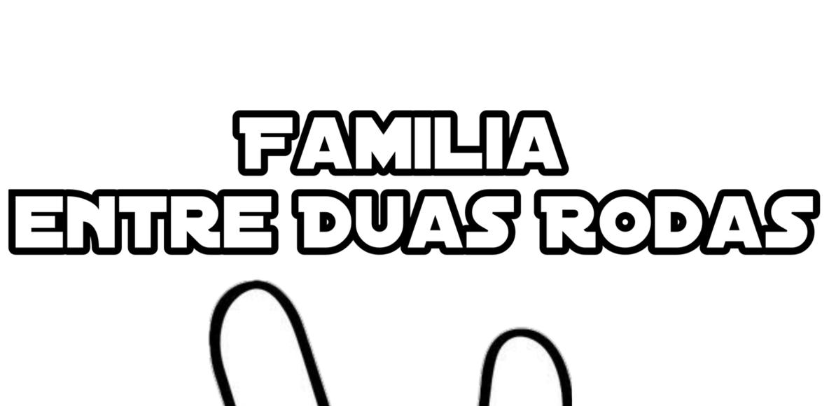 Família Entre Duas Rodas