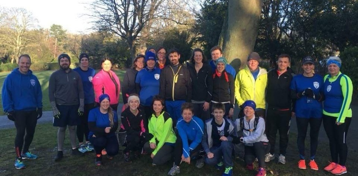 'Yes You Can' Run Group, Hartlepool Whitestags