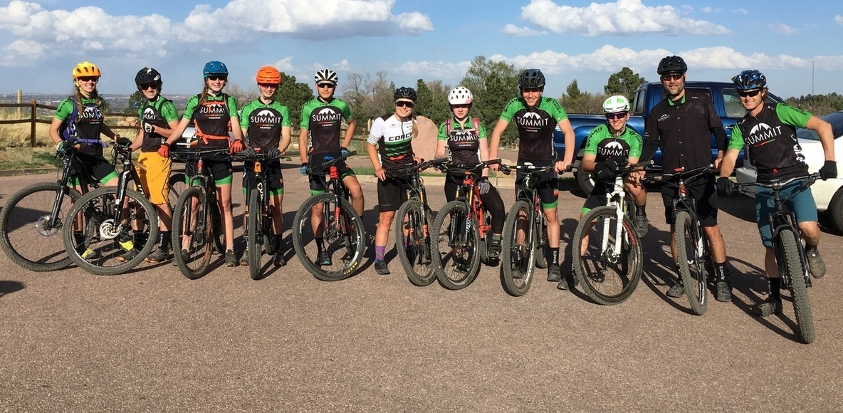Colorado Springs - Summit Bike Club