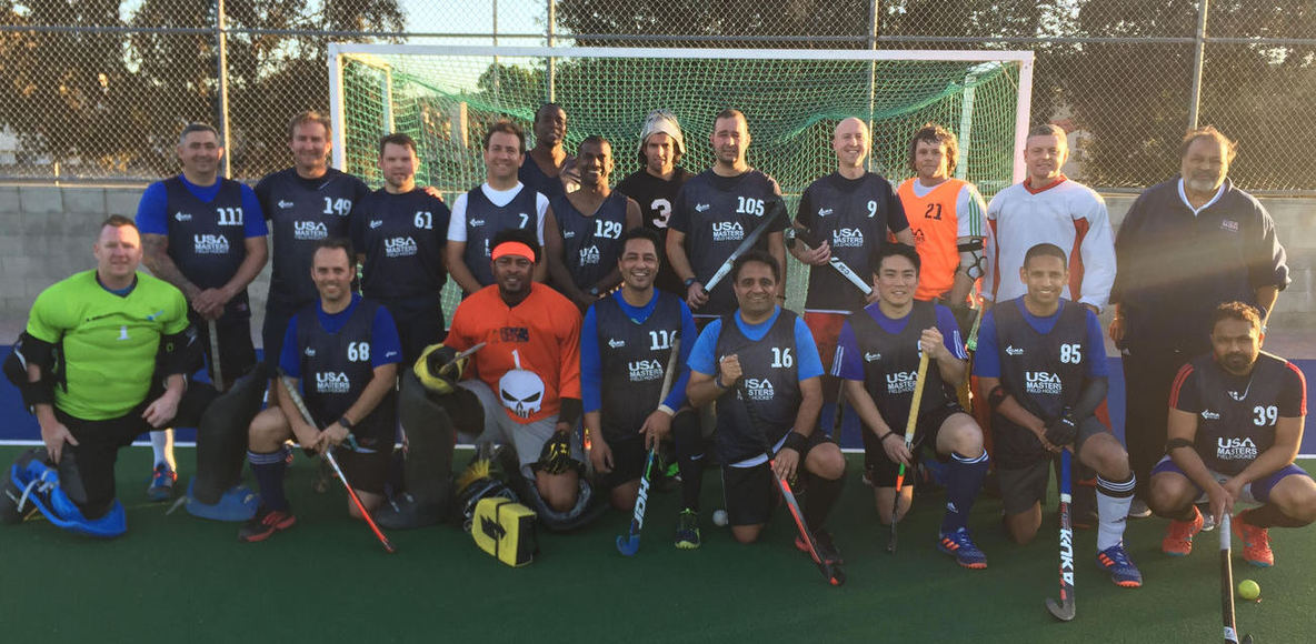 USA Masters 0-40 Field Hockey Team
