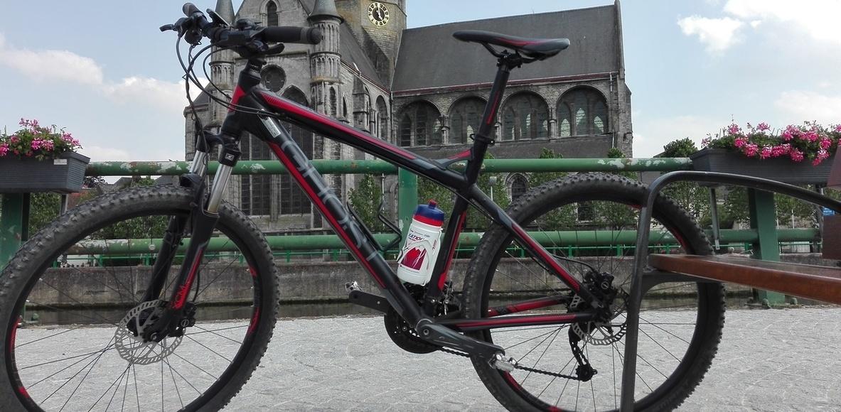 Mountainbike Oudenaarde
