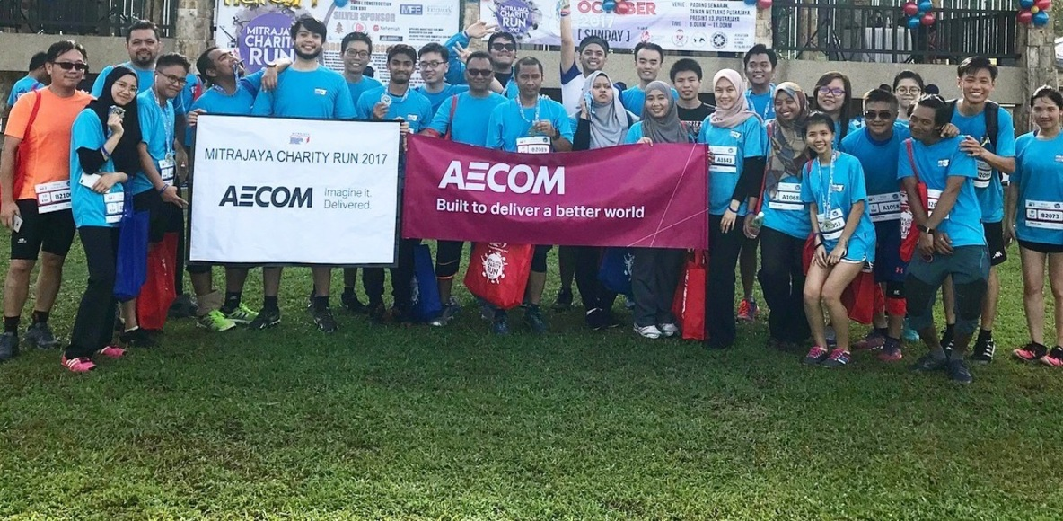 AECOM Malaysia Running Community