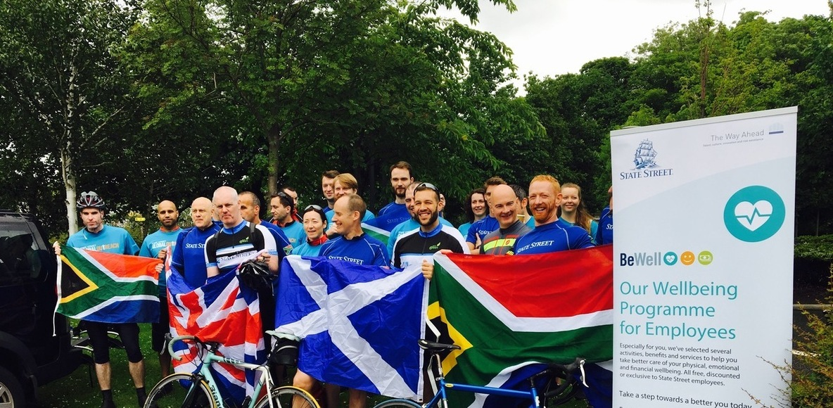 State Street Cycle Team |  Edinburgh
