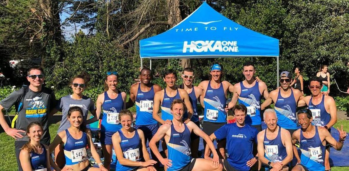 HOKA Aggies Running Club