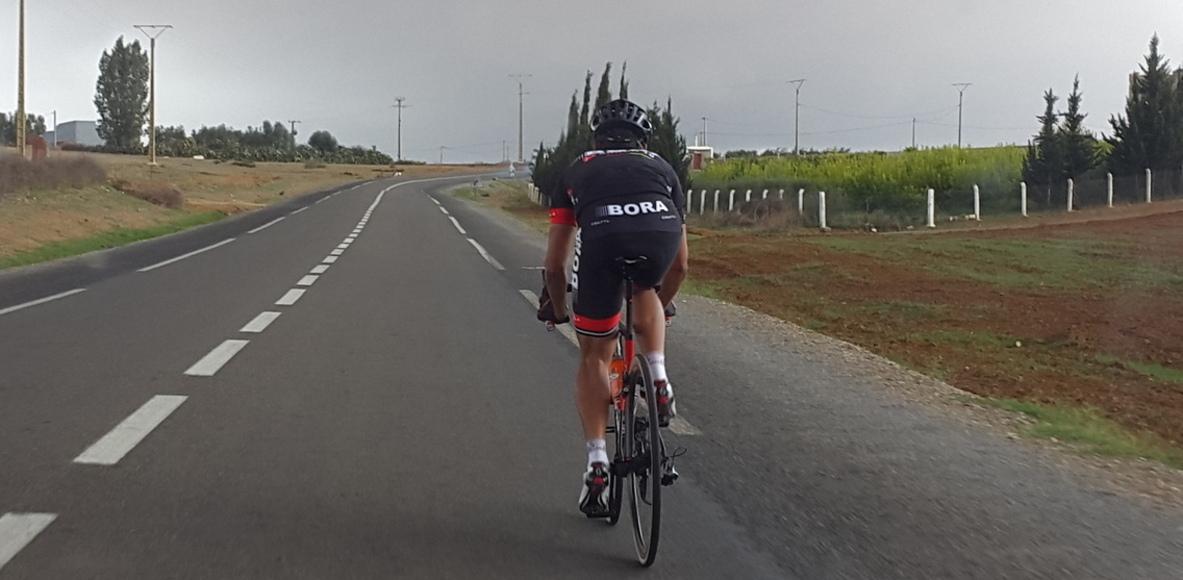 Tanger-cyclisme