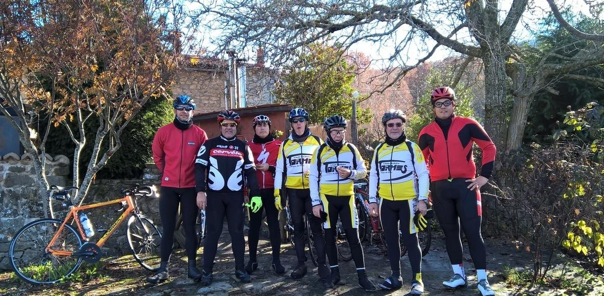 Club Ciclista Tormes