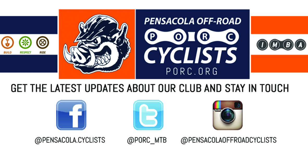 PORC - Pensacola Off Road Cyclists