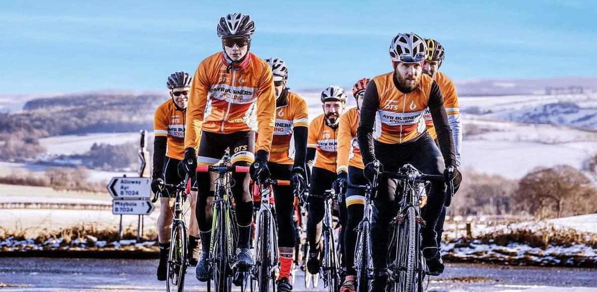 Ayr Burners Cycling