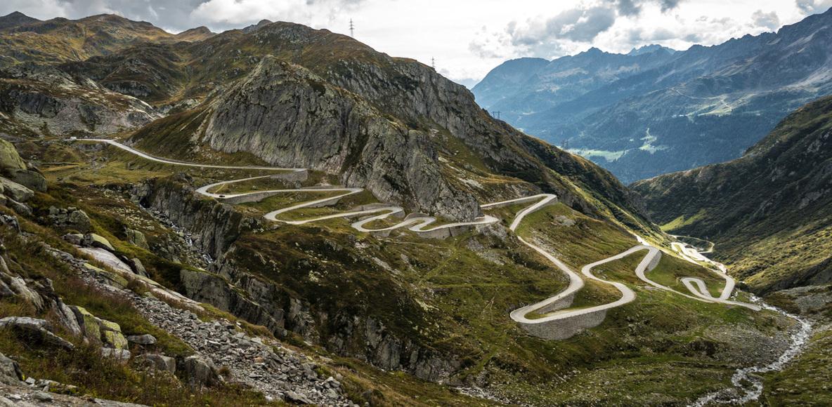 Swiss Cyclist
