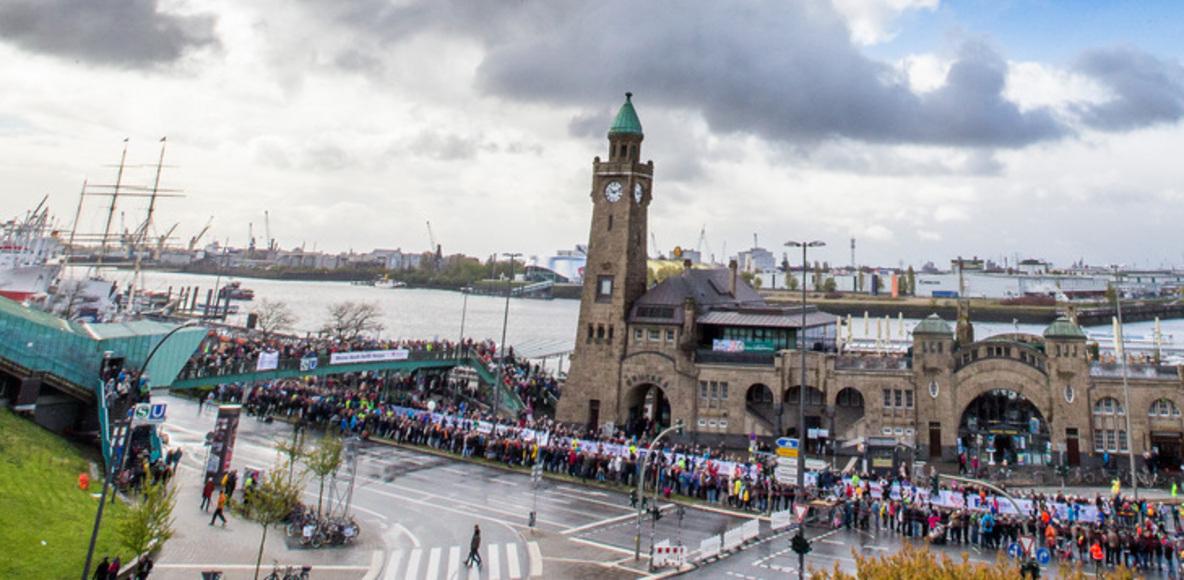 Hamburg Marathon - Hamburg United