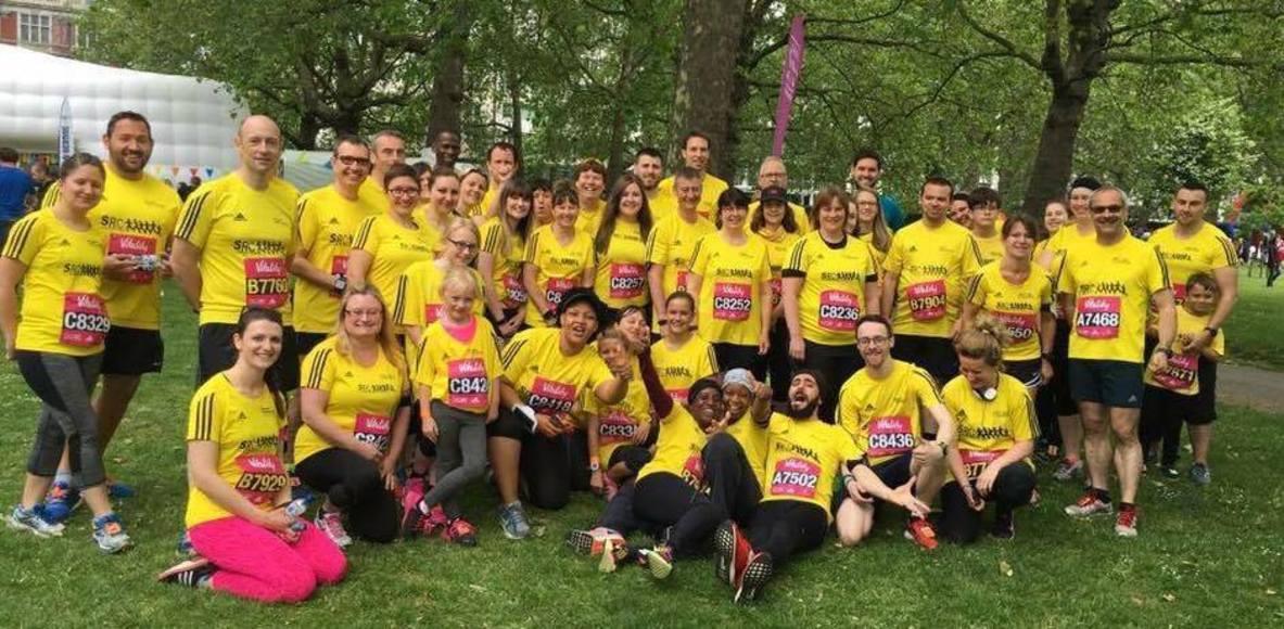 Sweatshop Running Community - Milton Keynes
