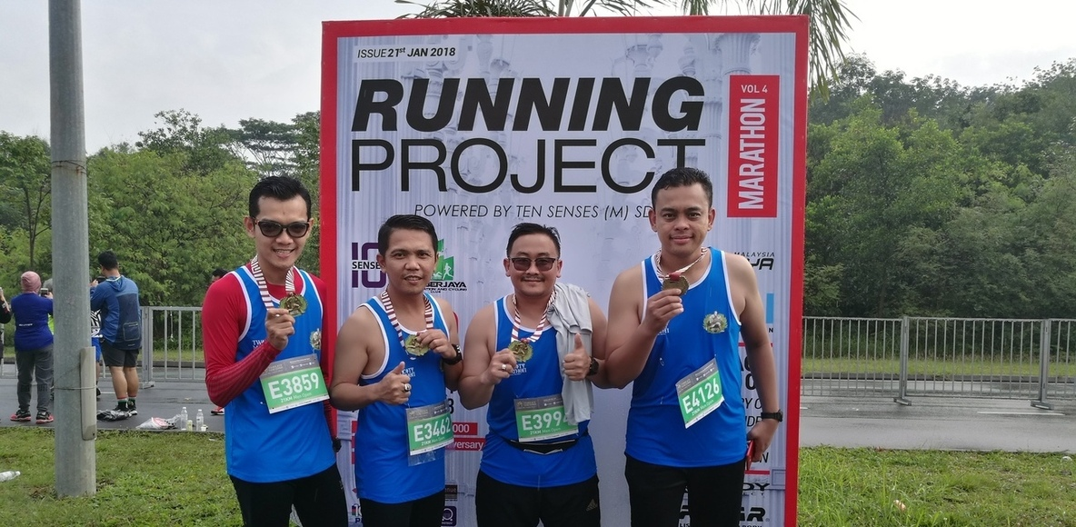 Tech Running Club (TRC)