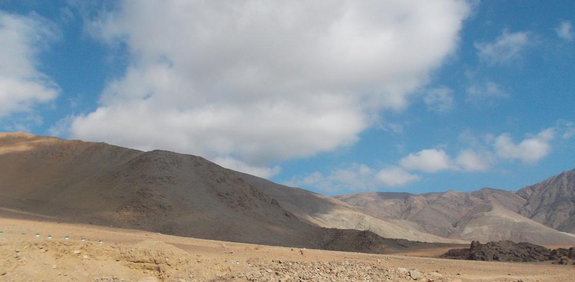 Strava Antofagasta