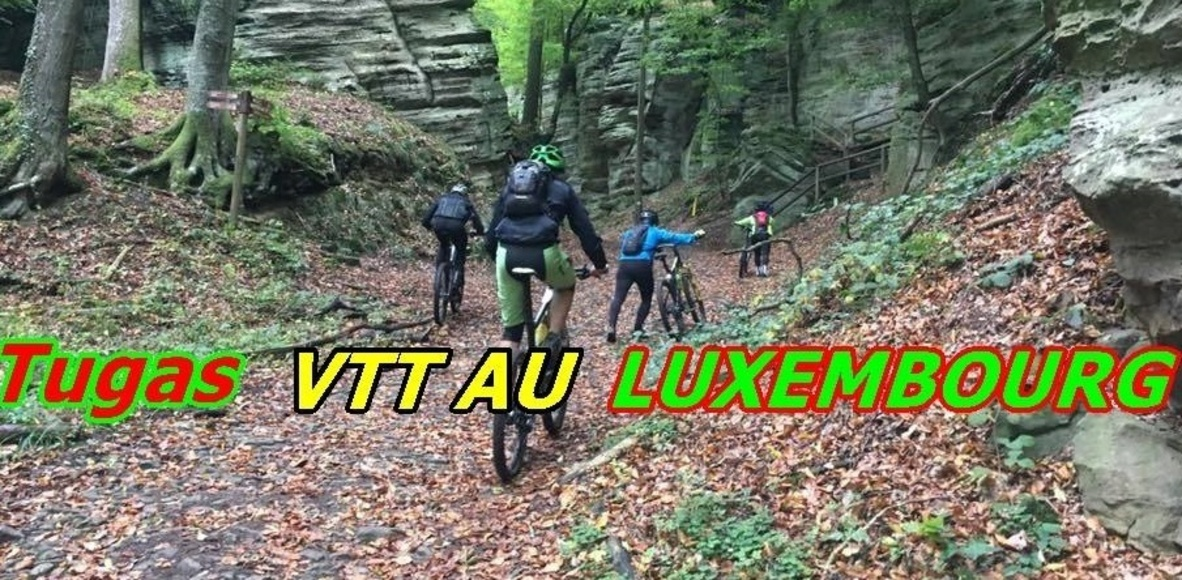 TUGAS VTT AU LUXEMBOURG