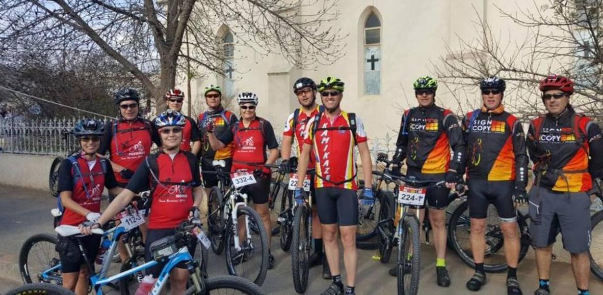 Kamikaze Cycling Club