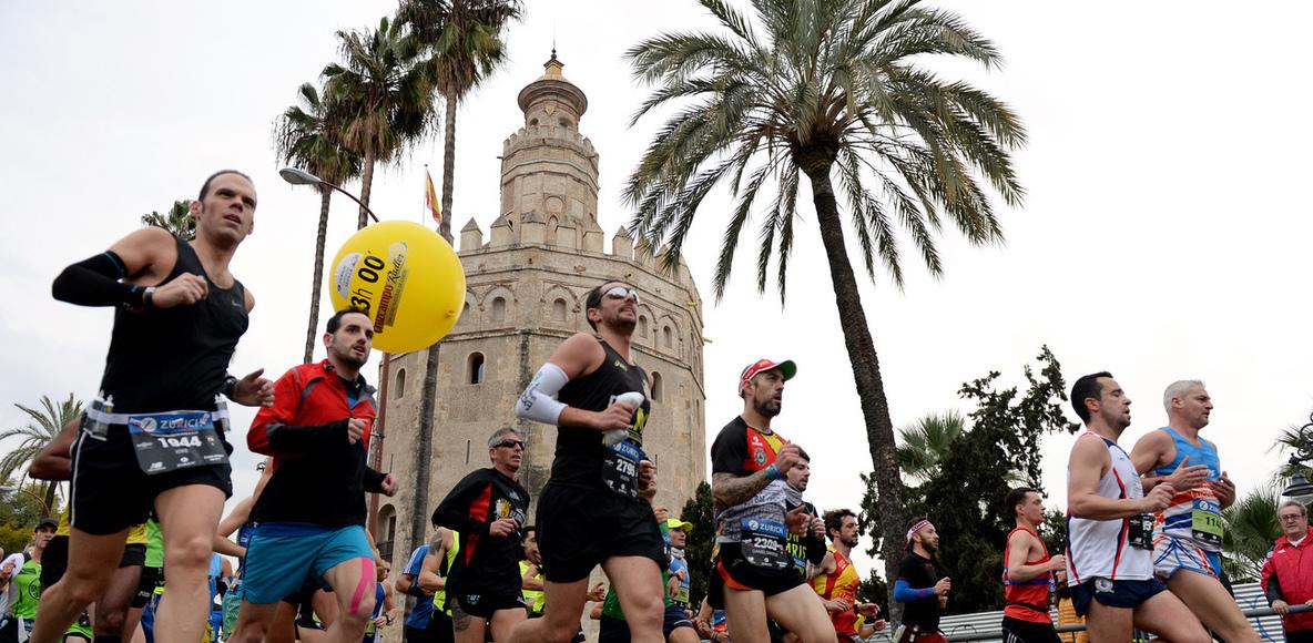 Zurich Maraton de Sevilla