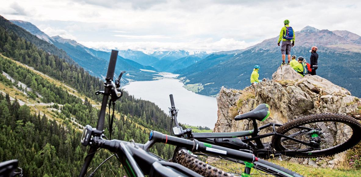 E-Mountain Bike Center By EASYCYCLE