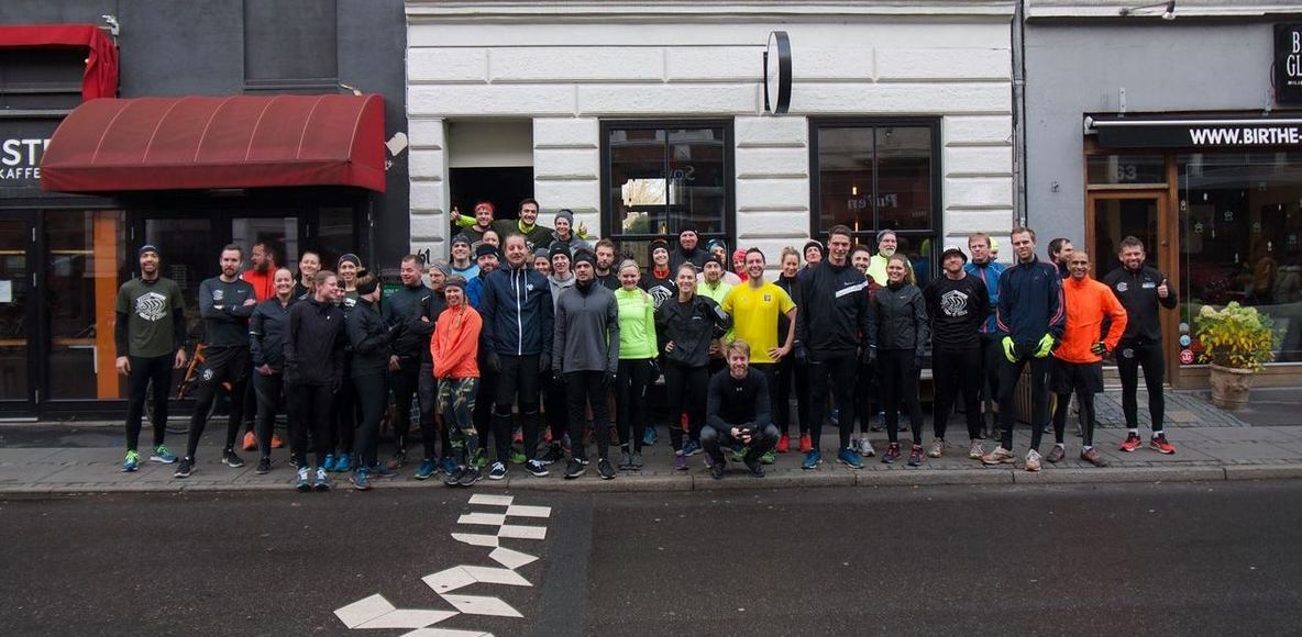 Mikkeller Running Club Århus