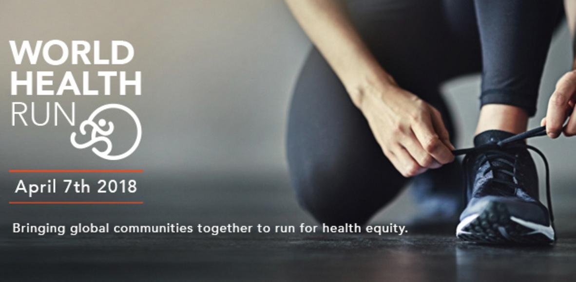 WORLD HEALTH RUN