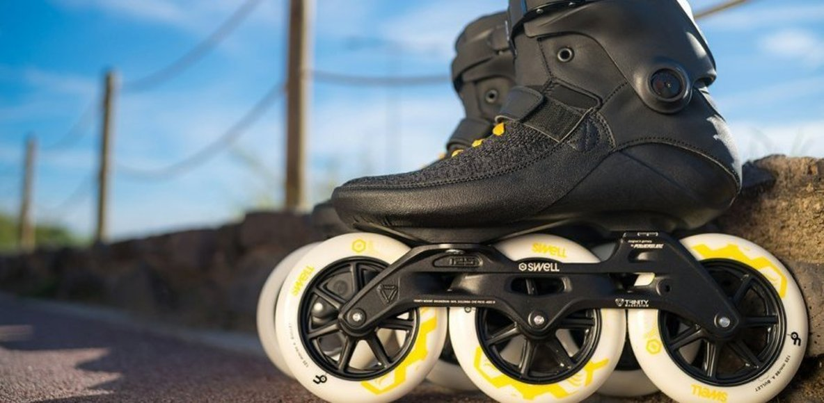 Inline Skaters and Ultra Bladers