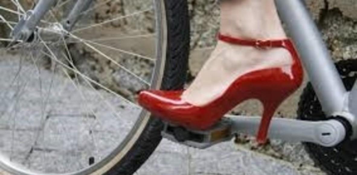 Bike e salto alto
