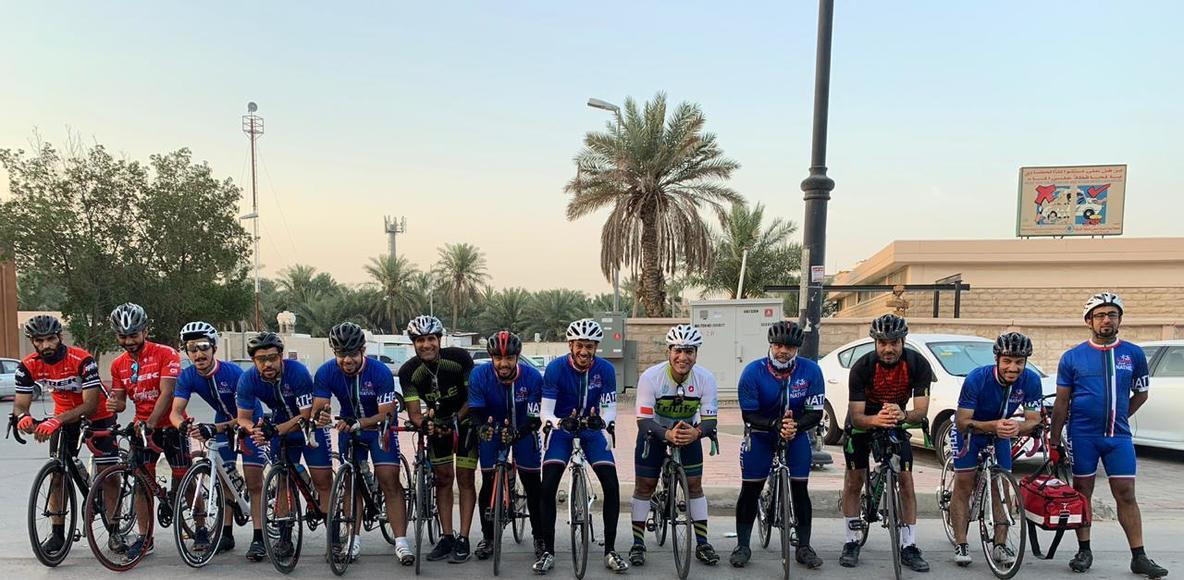 alnathelcyclist دراج النعاثل
