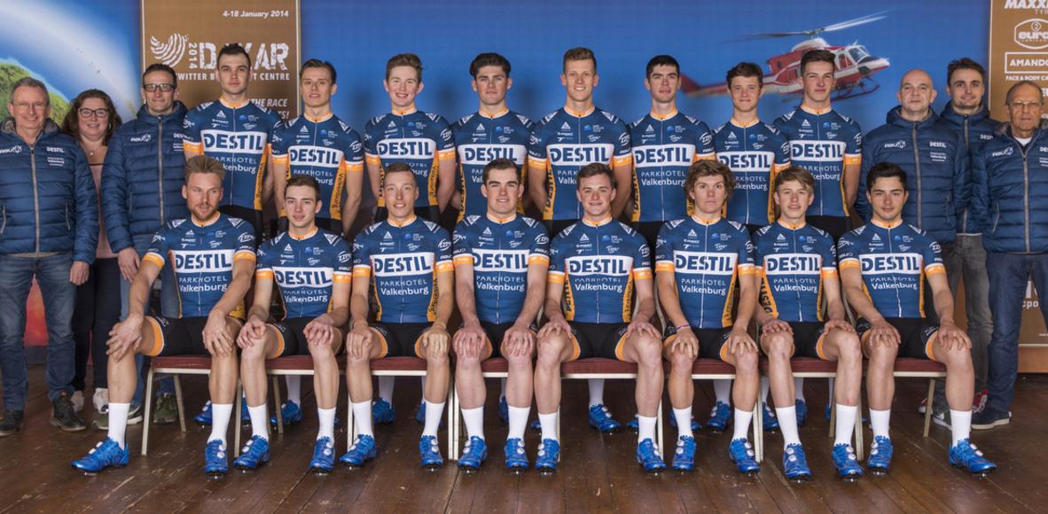 DESTIL Parkhotel Valkenburg Cycling Team