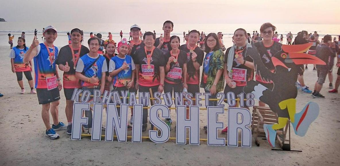 YEC Ranong Running Team