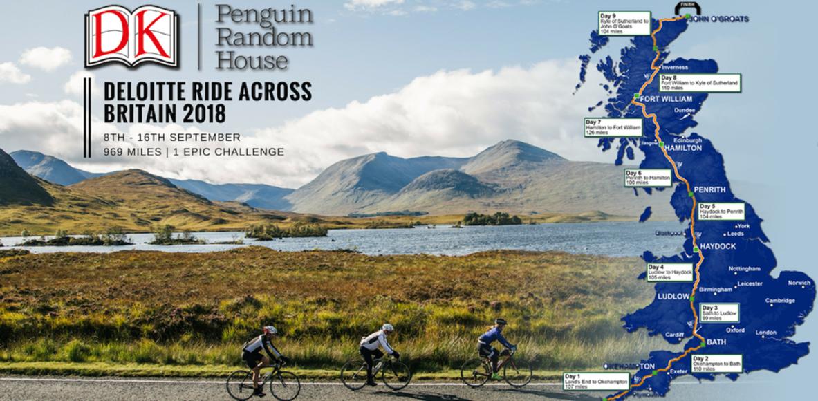 PRH-DK Ride Across Britain