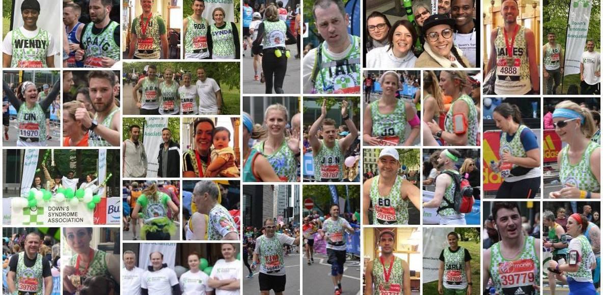 DSA LDN Marathon Team
