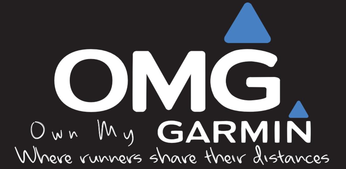 OMG (Own My Garmin sg)