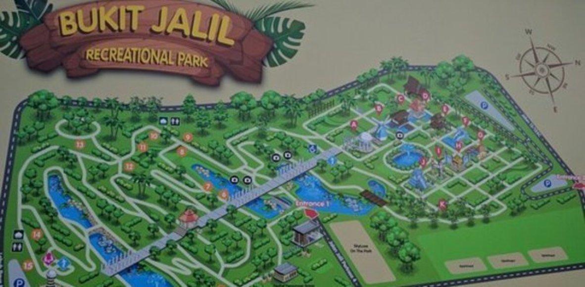 Bukit Jalil - Recreational Park