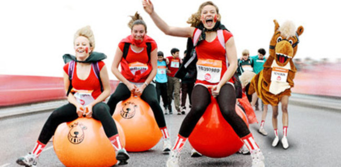 Siemens Warwick 10,000km Sport Relief Challenge!