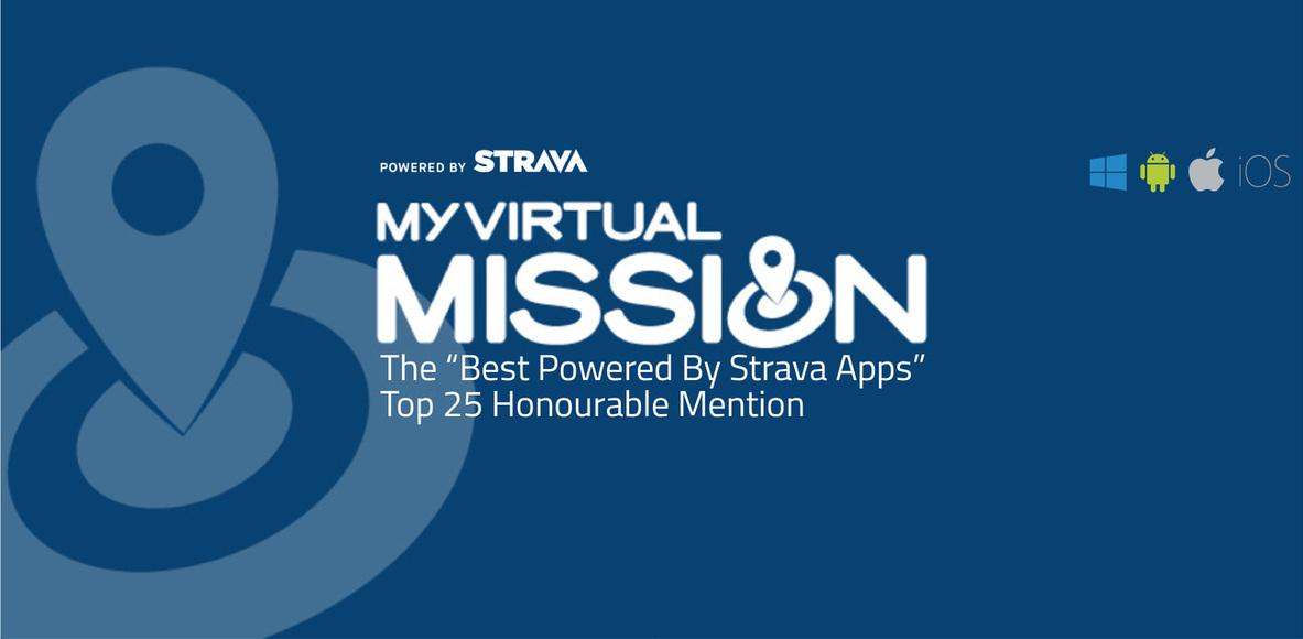 My Virtual Mission Strava Cycling Club