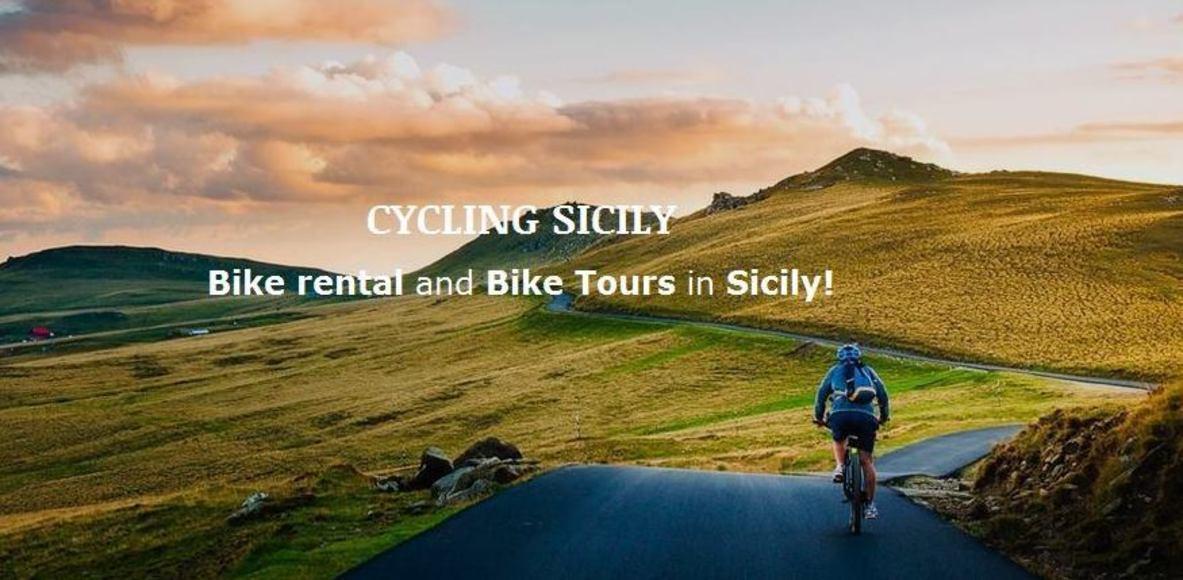 Cycling Sicily