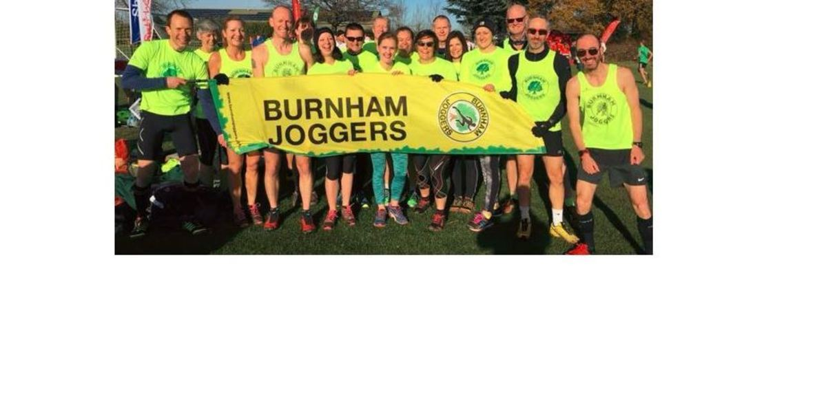 Burnham Joggers