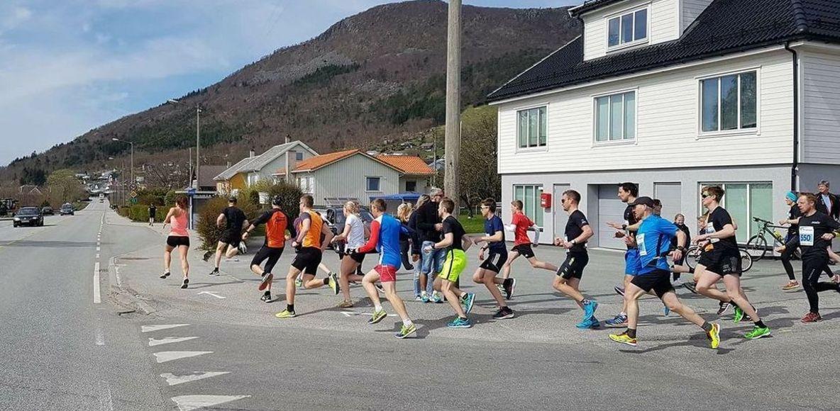 StrandamilaMidtbygdens IL Halvmaraton