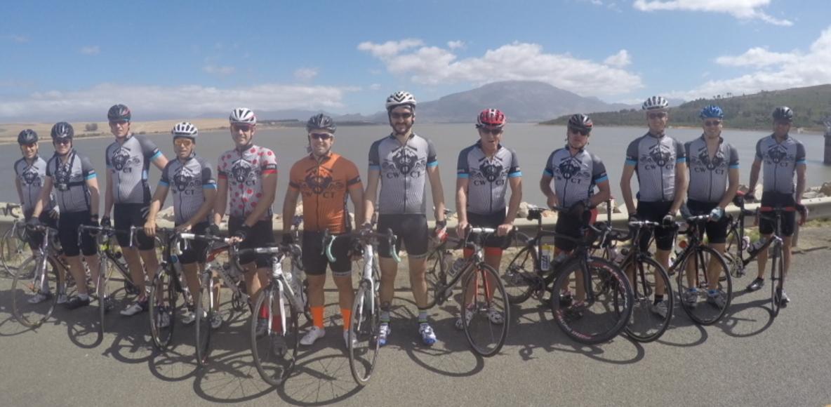 Cape Winelands Cycle Tour 2018