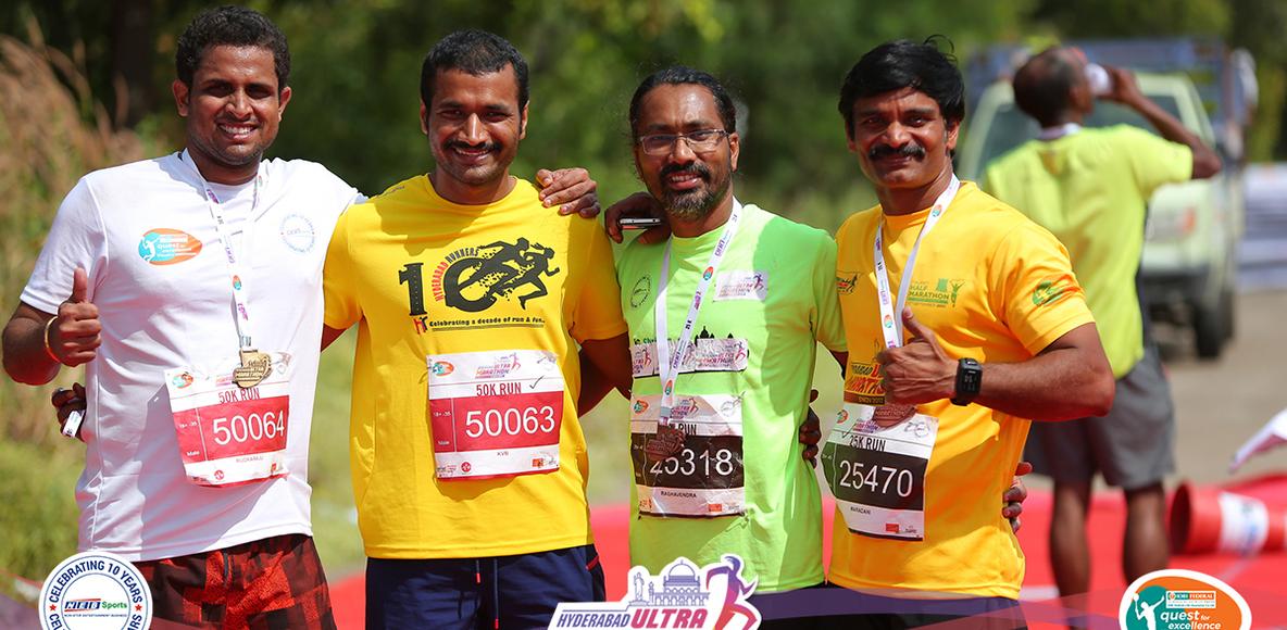 Triders India Running Club