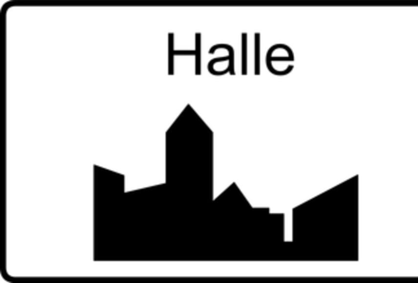 HALLE (B) Running