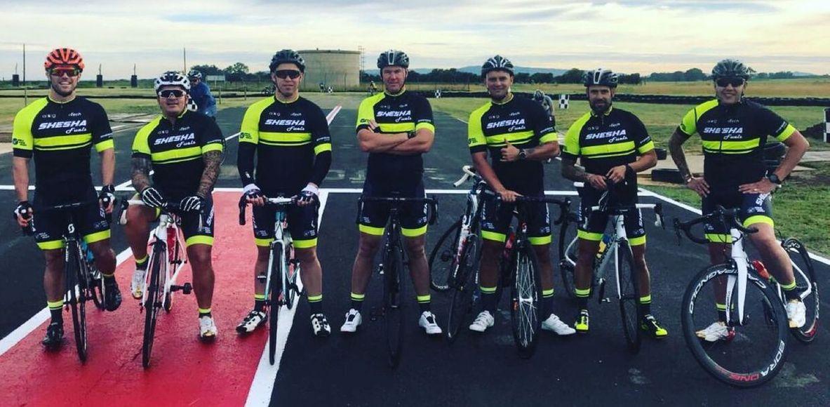 Bulk Pack Meat Shesha Fuel Cycling Team