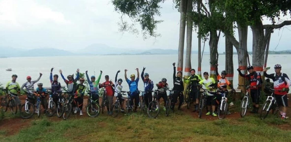 """PETUN """"Cape Tungtun"""" Fun Bike Sumedang"""